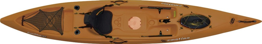 Emotion Grandslam Angler Kayak