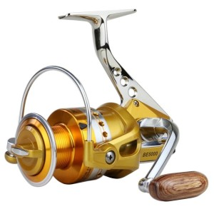 Supertrip TM Full Metal Aluminum Saltwater High Speed Fishing Reels Spinning