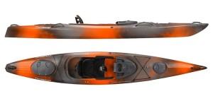 WILDERNESS SYSTEMS Pungo 140 Kayak 2015