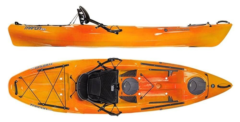 WILDERNESS SYSTEMS Tarpon 100 Kayak 2015