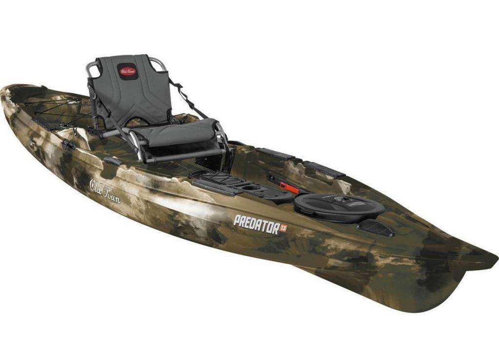Old Town Predator 13 Fishing Kayak