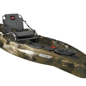 The Old Town Predator 13 Fishing Kayak Tested and Reviewed