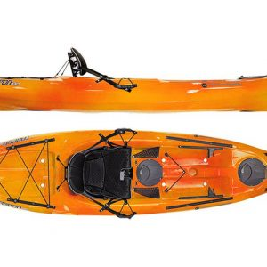 The Wilderness Systems Tarpon 100 Angler Fishing Kayak Review