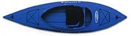The Heritage Kayaks Featherlite 9.5
