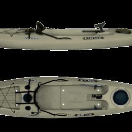 The Heritage Kayaks Redfish 14 Angler Kayak