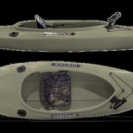 FeatherLite 9.5 angler kayak