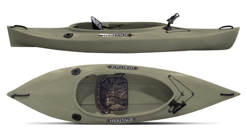 FeatherLite 9.5 angler kayak