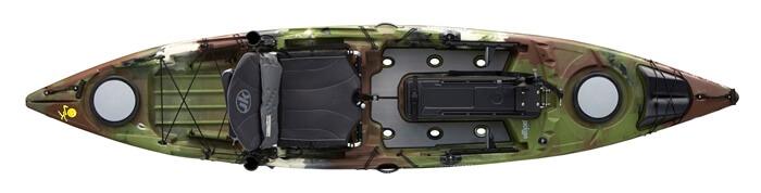 Jackson Kayaks Cuda 12 Review