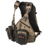 Fly Fishing Backpack and Vest Combo