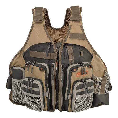 Fly Fishing Vest Mesh