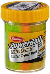 Scent Glitter Trout Bait