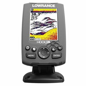 The Lowrance Hook-3X
