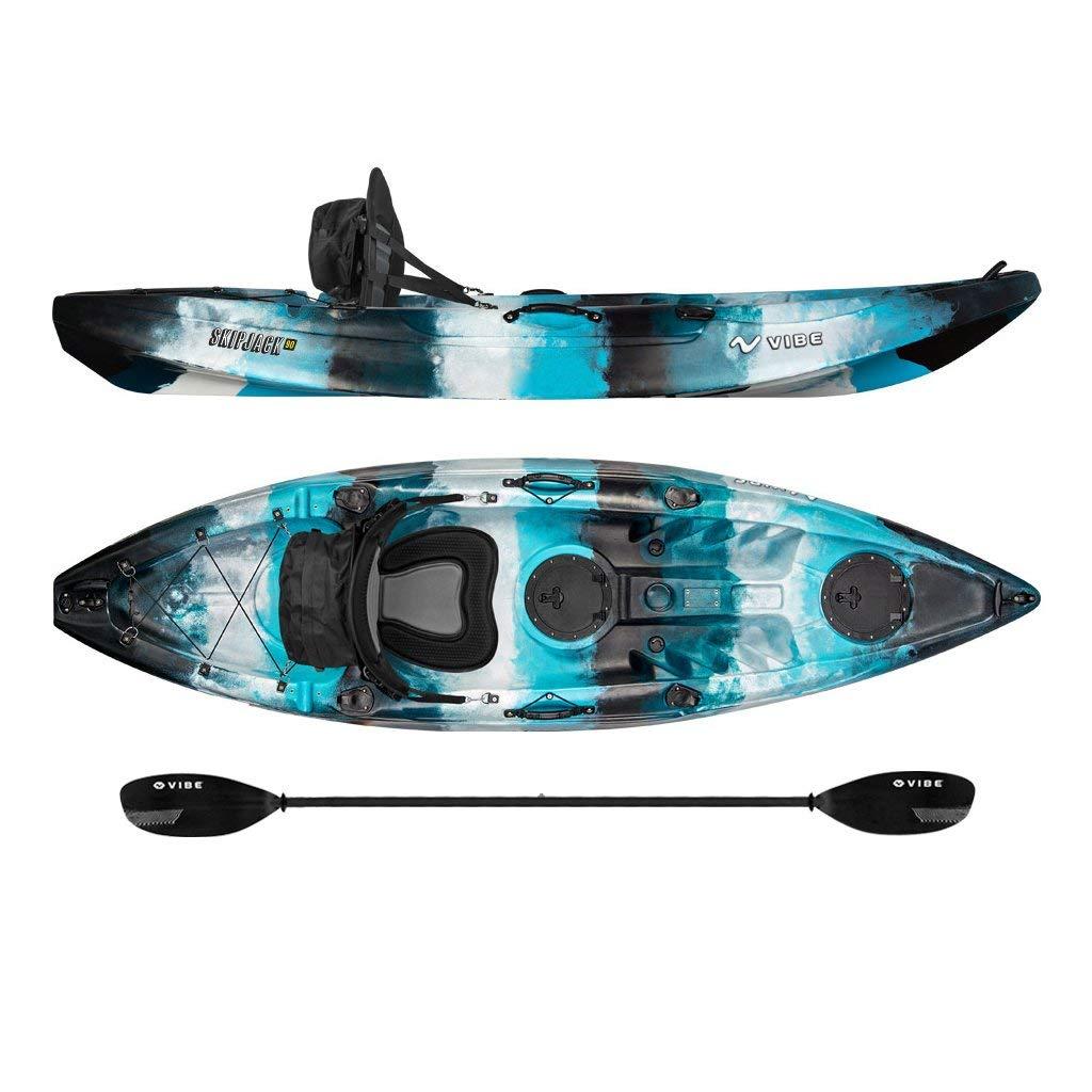 Vibe Sit On Top Fishing Kayak