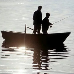 Fishing with kids 10