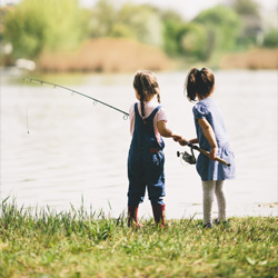 Fishing with kids 7