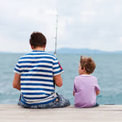 Fishing with kids 9