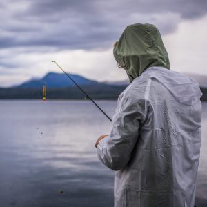 Fishing in The Rain – 5 Top Tips You Need to Know! (Expert Advice)